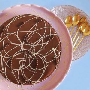 עוגת נמסיס שוקולד