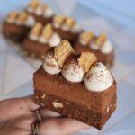 חיתוכיות בראוניז שוקולד