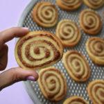 עוגיות ספירלה פקאן
