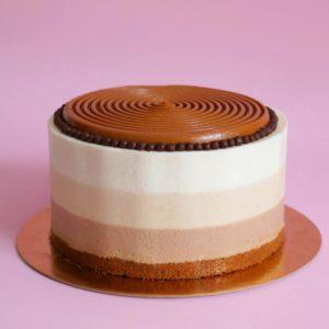 עוגת מוס טריקולוטוס