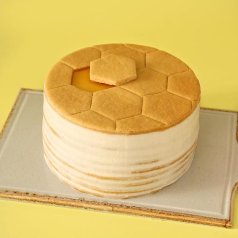 עוגת מדוביק כוורת - ספיישל ראש השנה!