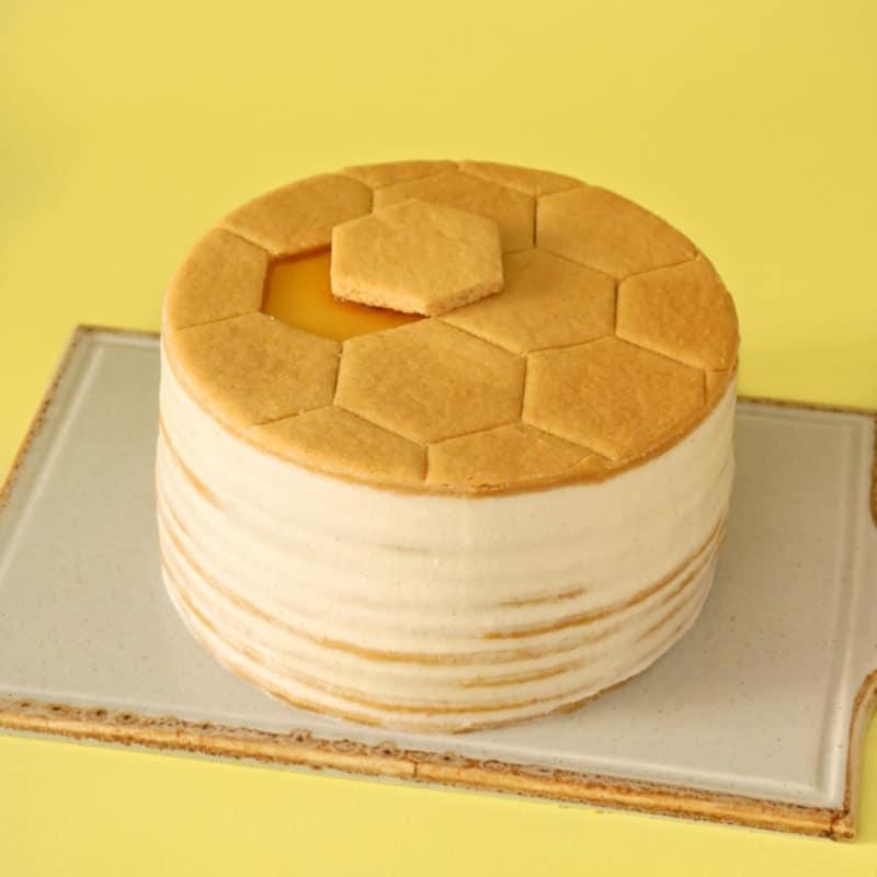 עוגת מדוביק כוורת