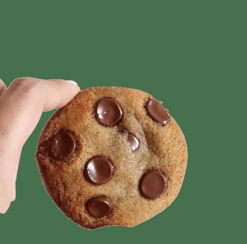 עוגיות חמאה חומה