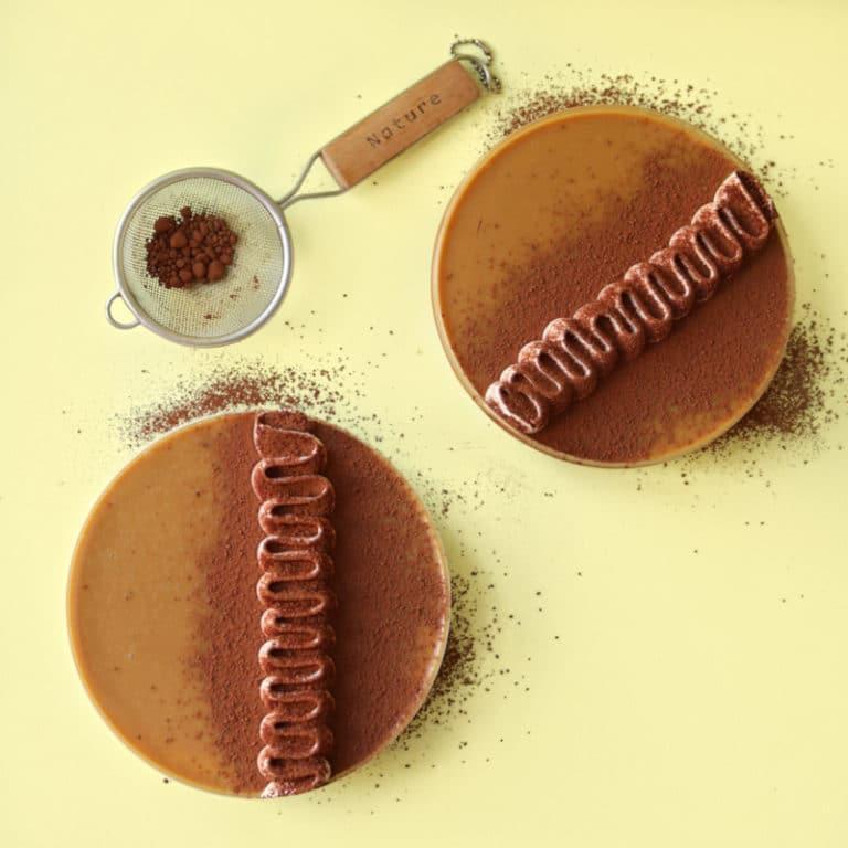 טירמיסו שוקולד משודרג