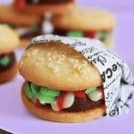 עוגיות המבורגר