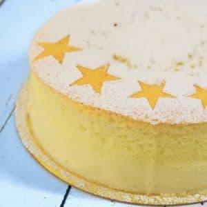 עוגת גבינה יפנית של סמדר שחר