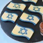 פנקייק דגל ישראל