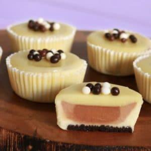קאפקייקס גבינה טריקולד