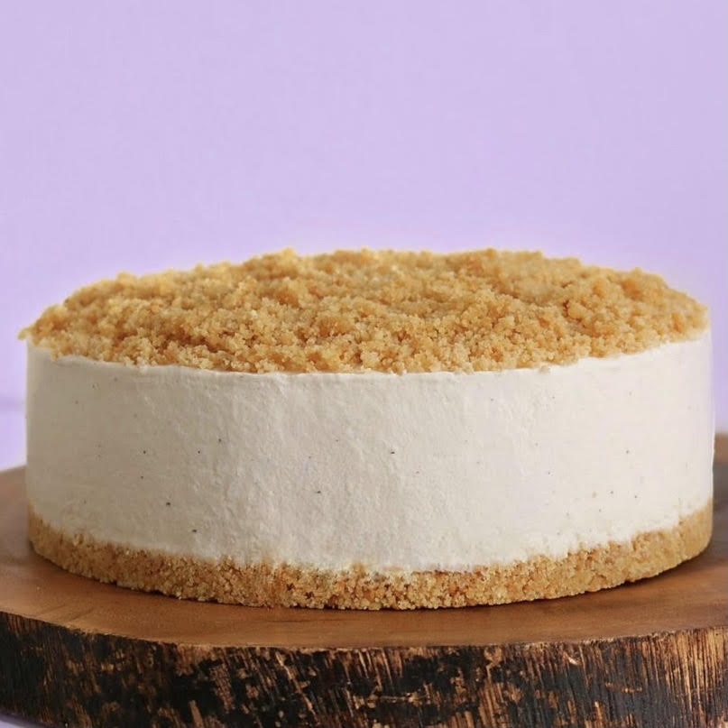 עוגת גבינה פירורים קלאסית